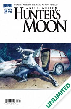 Hunter's Moon #3 (of 5)
