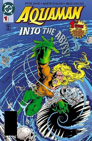 Aquaman (1994-2001) #1