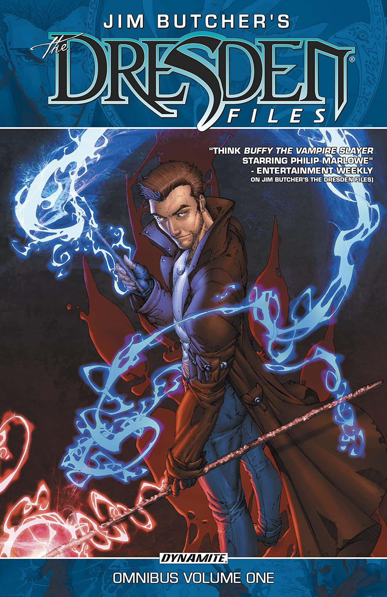 Jim Butcher's The Dresden Files Omnibus Vol. 1