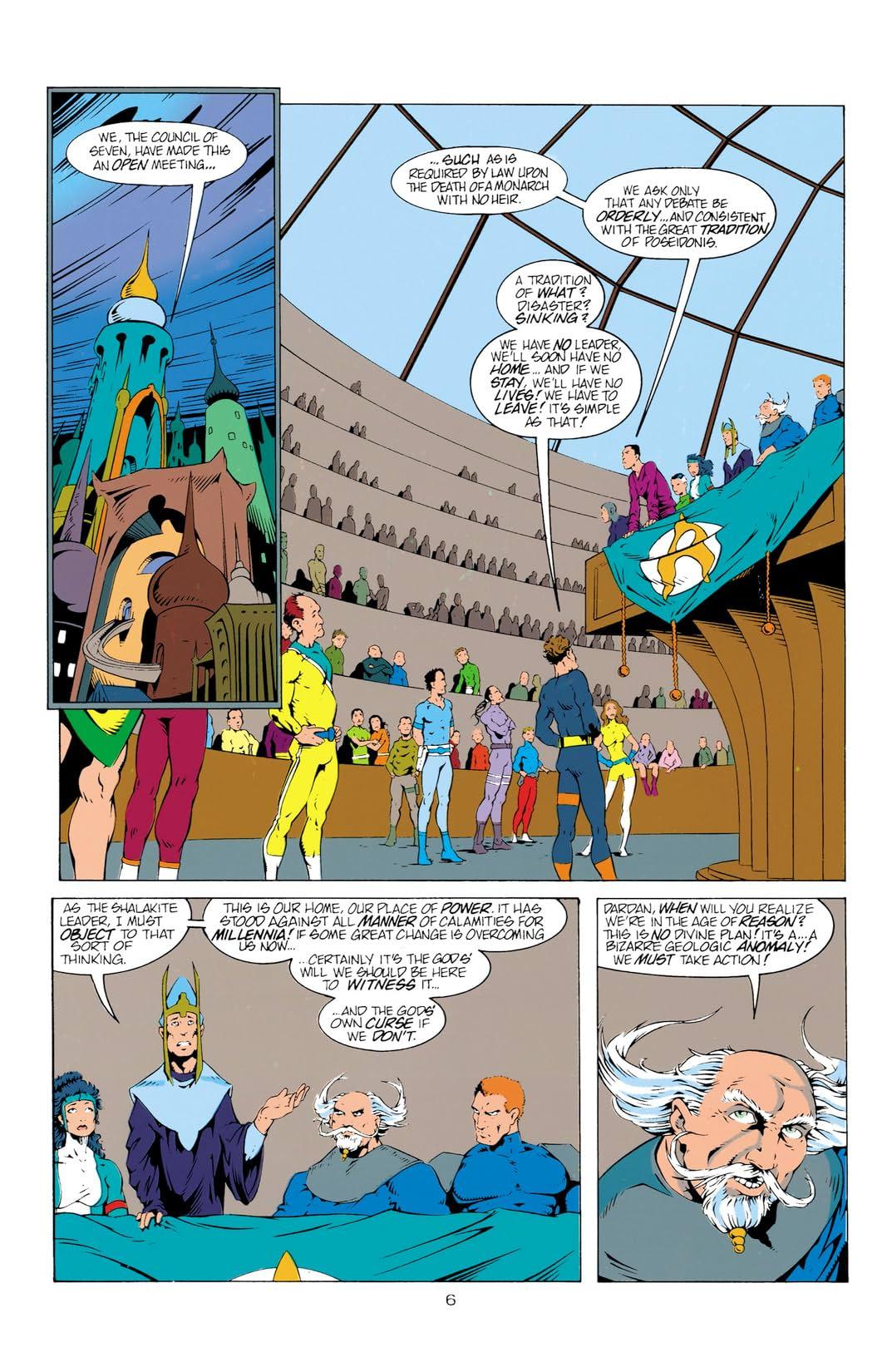 Aquaman (1994-2001) #11