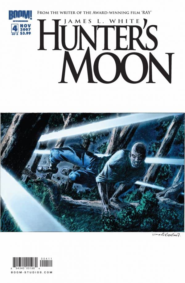 Hunter's Moon #4 (of 5)