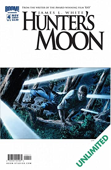 Hunter's Moon #4 (of 5)