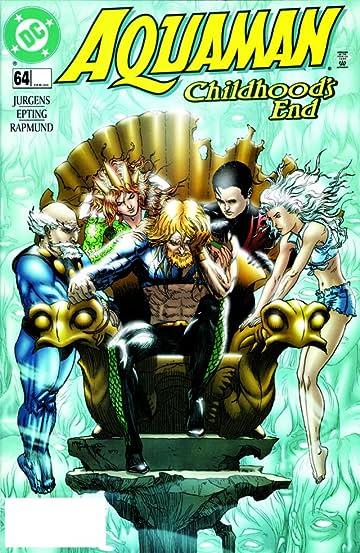Aquaman (1994-2001) #64