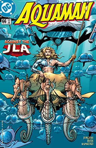 Aquaman (1994-2001) #66