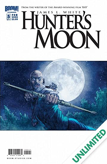 Hunter's Moon #5 (of 5)