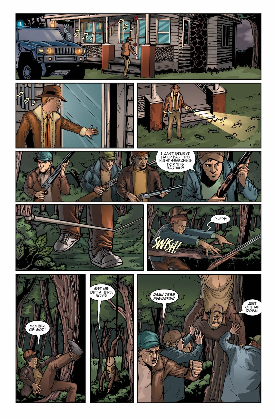Hunter's Moon #5 (of 5)
