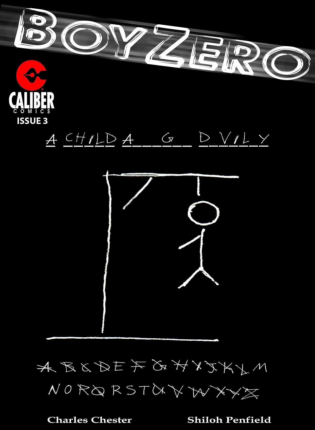 Boy Zero #3