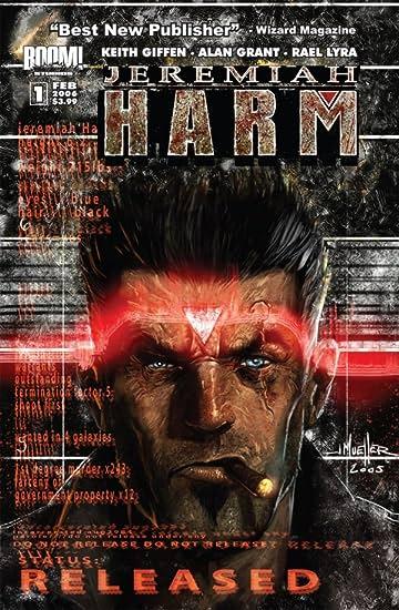 Jeremiah Harm #1 (of 5)
