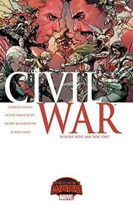 Civil War (2015) #2