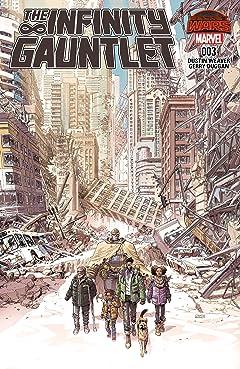 Infinity Gauntlet (2015) No.3