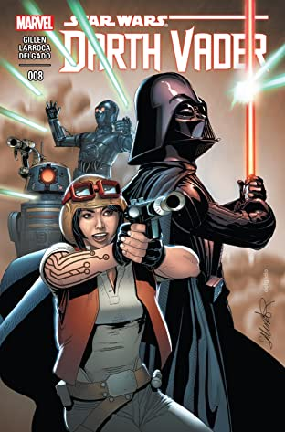 Darth Vader (2015-2016) #8