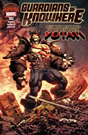 Guardians of Knowhere (2015) #2