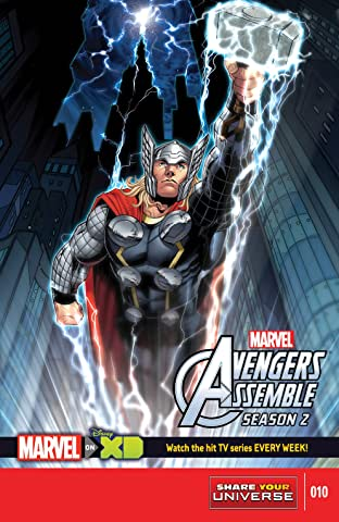 Marvel Universe Avengers Assemble Season Two (2014-2016) #10