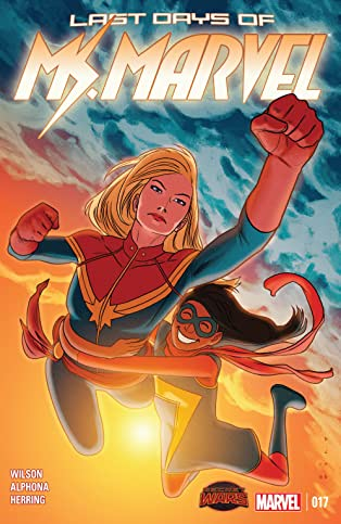 Ms. Marvel (2014-2015) #17