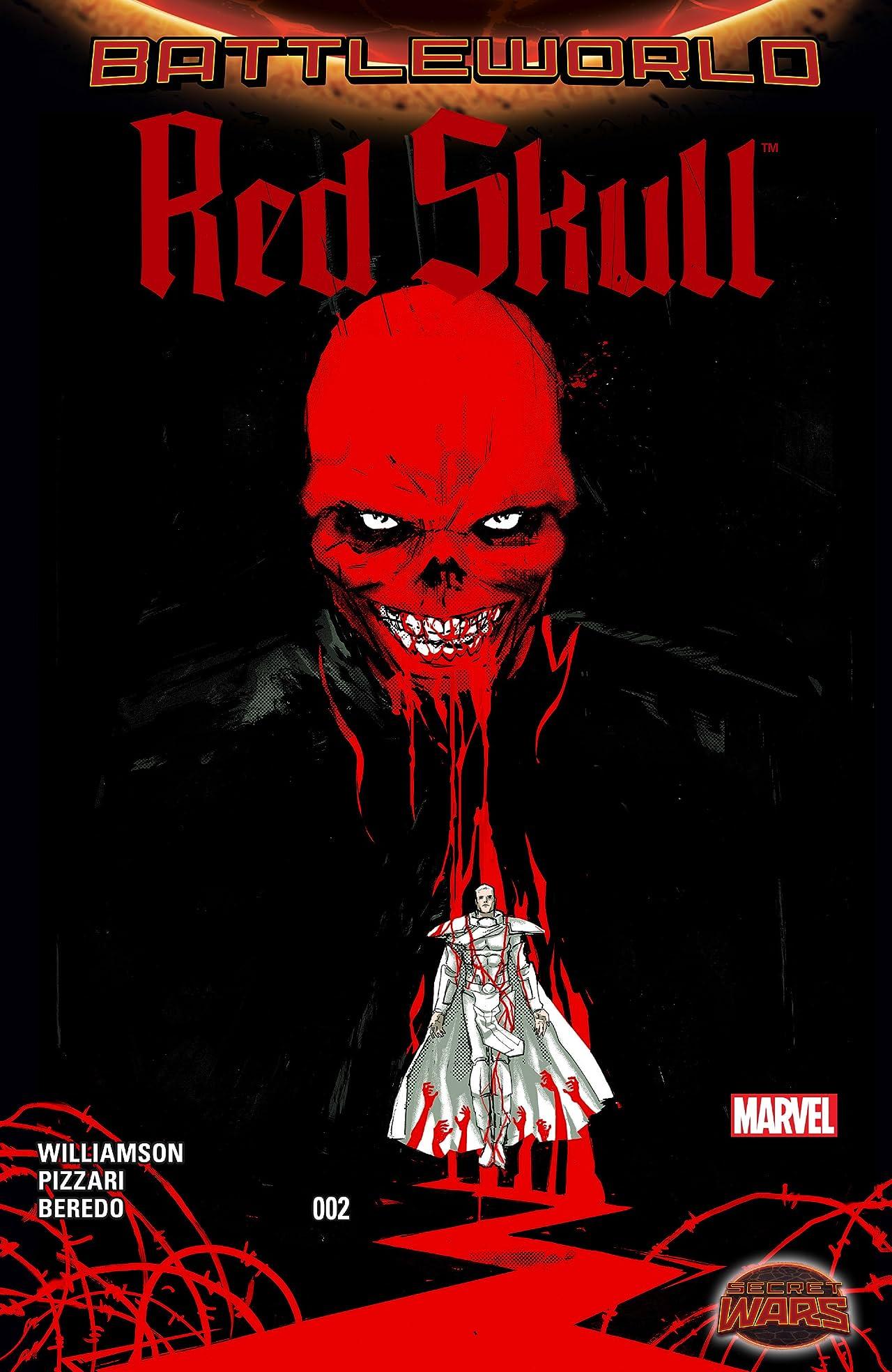 Red Skull (2015) #2 (of 3)