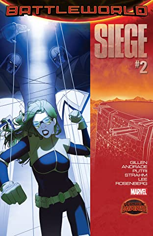 Siege (2015) #2