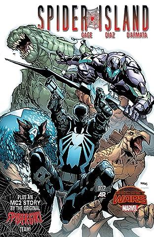 Spider-Island (2015) #2 (of 5)