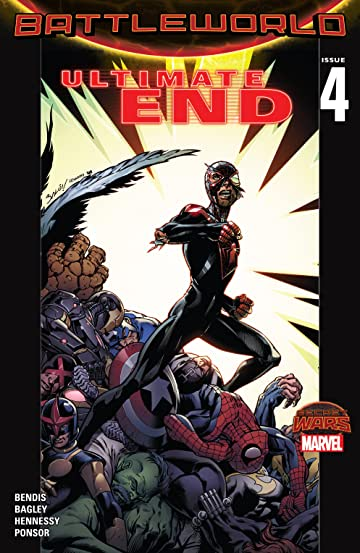 Ultimate End (2015) #4 (of 5)