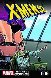 X-Men '92 Infinite Comic #6 (of 8)
