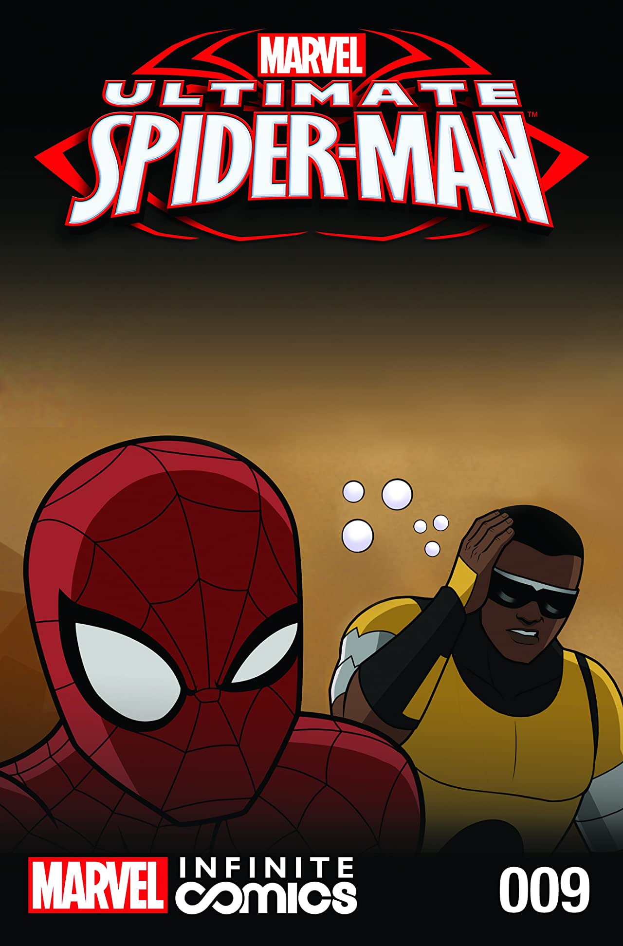 Ultimate Spider-Man Infinite Comic #9
