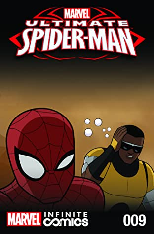 Ultimate Spider-Man Infinite Comic No.9
