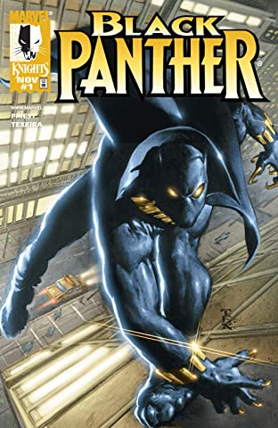 Black Panther (1998-2003) No.1