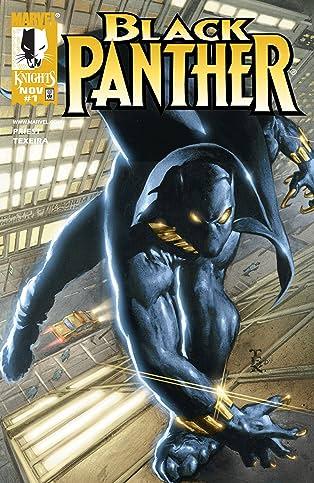 Black Panther (1998-2003) #1