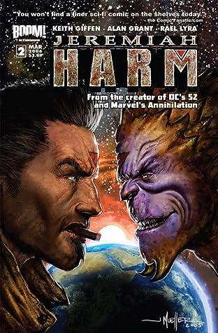 Jeremiah Harm #2 (of 5)