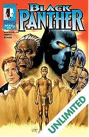 Black Panther (1998-2003) #5