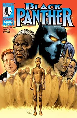 Black Panther (1998-2003) No.5