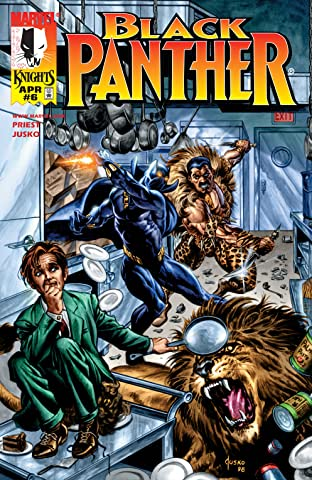 Black Panther (1998-2003) No.6