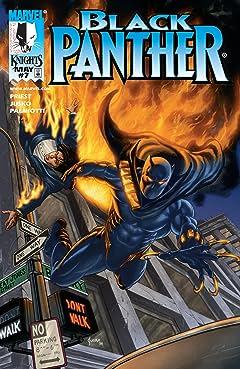 Black Panther (1998-2003) #7