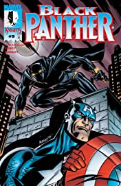 Black Panther (1998-2003) #9