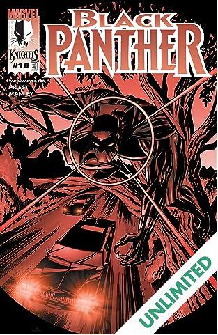 Black Panther (1998-2003) #10