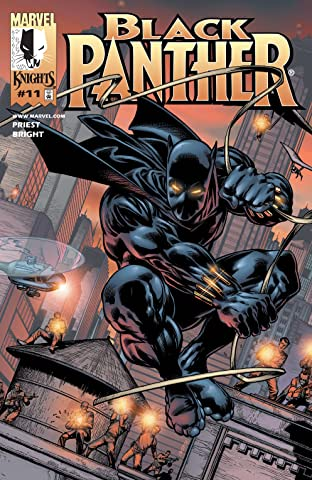 Black Panther (1998-2003) No.11