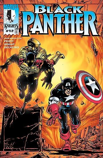 Black Panther (1998-2003) No.12