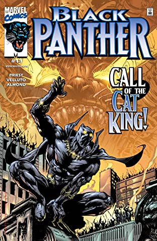 Black Panther (1998-2003) No.13