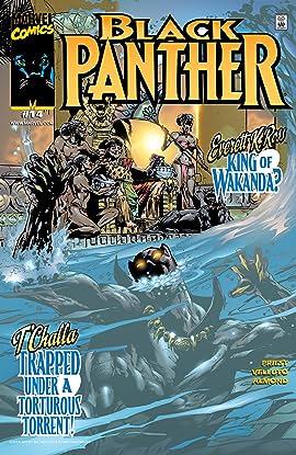 Black Panther (1998-2003) #14