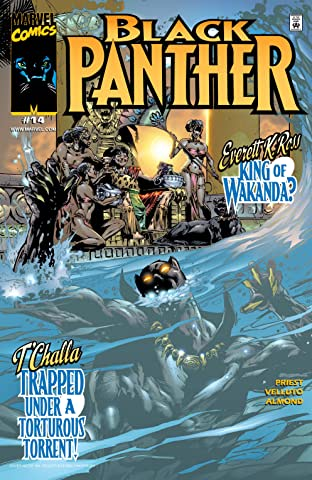 Black Panther (1998-2003) No.14