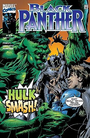 Black Panther (1998-2003) #15