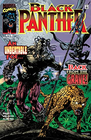 Black Panther (1998-2003) No.16
