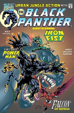 Black Panther (1998-2003) #17