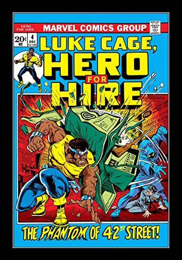 Luke Cage, Hero For Hire (1972-1973) #4