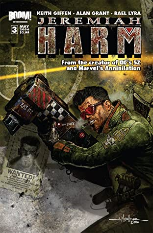 Jeremiah Harm #3 (of 5)
