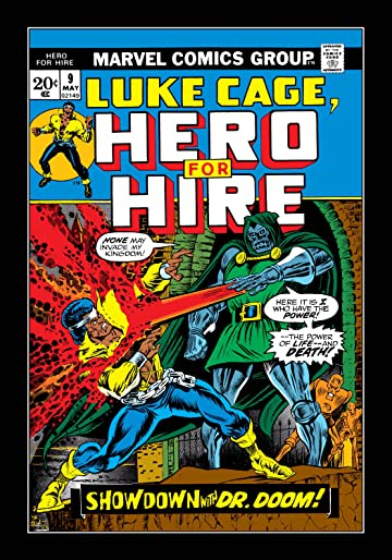 Luke Cage, Hero For Hire (1972-1973) #9