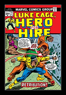 Luke Cage, Hero For Hire (1972-1973) #14
