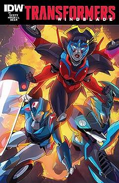 Transformers: Windblade (2015) #5