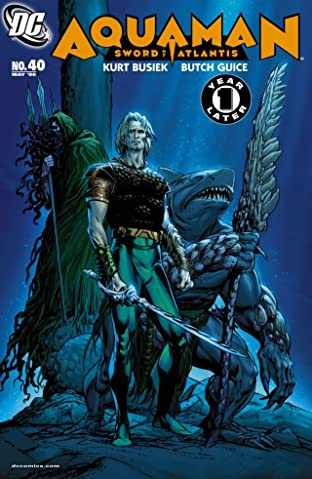Aquaman: Sword of Atlantis (2006-2007) #40