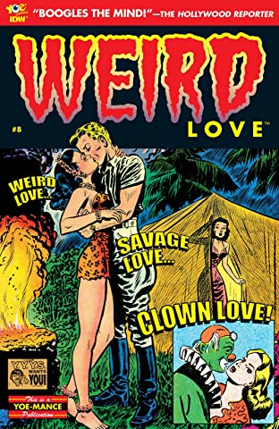 WEIRD Love No.8