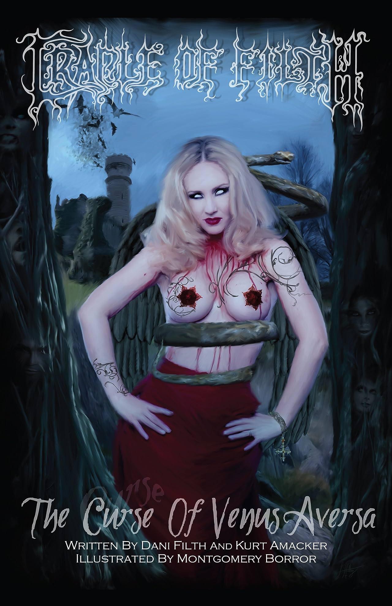 Cradle of Filth: The Curse of Venus Aversa Vol. 1